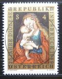 Poštovní známka Rakousko 1989 Umění, Lucas Cranach Mi# 1945