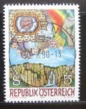 Poštovní známka Rakousko 1990 Moderní umění Mi# 2001