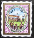 Poštovní známka Rakousko 1989 Poštovní letadlo Mi# 1959