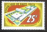 Poštovní známka Horní Volta 1964 Hotel Indépendance Mi# 156