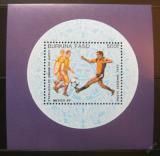 Poštovní známka Burkina Faso 1985 MS ve fotbalu Mi# Block 94
