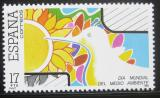 Poštovní známka Španělsko 1985 Den životního prostředí Mi# 2676