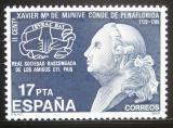 Poštovní známka Španělsko 1985 Xavier María de Munibe e Idiáquez Mi# 2708