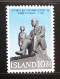 Poštovní známka Island 1968 Fridrik Fridriksson Mi# 421
