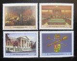 Poštovní známky JAR 1985 Století parlamentu Mi# 670-73