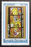 Poštovní známka Rakousko 1995 Svatý Gebhard Mi# 2161