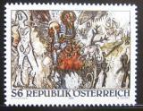 Poštovní známka Rakousko 1995 Umění, Adolf Frohner Mi# 2166
