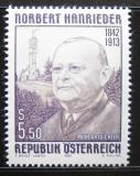 Poštovní známka Rakousko 1992 Norbert Hanrieder Mi# 2061