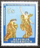 Poštovní známka Rakousko 1992 Sochy, Veit Koniger Mi# 2083