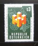 Poštovní známka Rakousko 1976 Veletrh Klagenfurt Mi# 1517