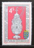 Poštovní známka Rakousko 1988 Gotická kadidelnice Mi# 1921
