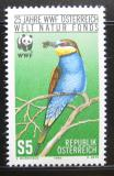 Poštovní známka Rakousko 1988 Vlha pestrá, WWF Mi# 1918