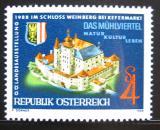 Poštovní známka Rakousko 1988 Hrad Weinberg Mi# 1924