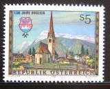 Poštovní známka Rakousko 1988 Brixlegg Mi# 1929