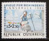 Poštovní známka Rakousko 1988 MS handycapovaných Mi# 1910