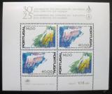 Poštovní známka Portugalsko 1978 Lidská práva Mi# Block 24