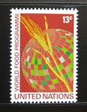 Poštovní známka OSN New York 1971 Potravinový program Mi# 234