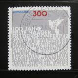Poštovní známka Německo 1999 Mírová konference Mi# 2066