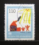 Poštovní známka Německo 1999 SOS vesnička Mi# 2062