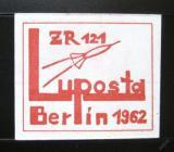 Viněta Luposta Berlín 1962