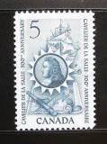 Poštovní známka Kanada 1966 René Robert Cavelier Mi# 390