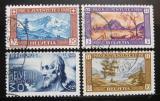 Poštovní známky Švýcarsko 1929 Pro juventute Mi# 235-38