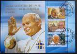 Poštovní známka Džibutsko 2014 Kanonizace papežů