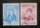 Poštovní známky Monako 1975 Evropa CEPT Mi# 1167-68