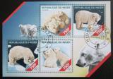 Poštovní známky Niger 2014 Lední medvědi Mi# 2835-38 Kat 12€