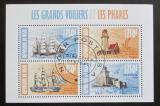 Poštovní známky Niger 2013 Lodě a majáky Mi# 2298-2301 Kat 12€
