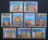 Poštovní známky Paraguay 1980 MS v šachu Mi# 3337-45