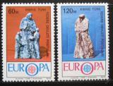 Poštovní známky Turecký Kypr 1976 Evropa CEPT Mi# 27-28