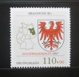 Poštovní známka Německo 1997 Pomoc při povodních Mi# 1941