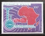 Poštovní známka Senegal 1967 Poštovní unie Mi# 363