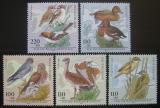 Poštovní známky Německo 1998 Ptáci Mi# 2015-19