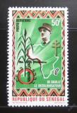 Poštovní známka Senegal 1970 Charles de Gaulle Mi# 444