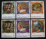 Poštovní známky Togo 1969 Umění Mi# 713-18