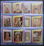 Poštovní známky Svatý Tomáš 1981 Umění, Picasso Mi# 715-20 75€