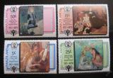 Poštovní známky Svazijsko 1979 Mezinárodní rok dětí Mi# 318-21
