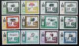 Poštovní známky Mongolsko 2006 Výročí Evropa CEPT Mi# 3584-95