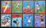 Poštovní známky Paraguay 1975 LOH Montreal Mi# 2704-11