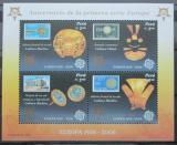 Poštovní známky Peru 2005 Výročí Evropa CEPT Mi# Block 32