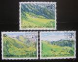 Poštovní známky Lichtenštejnsko 2006 Pastviny Mi# 1424-26 Kat 11€