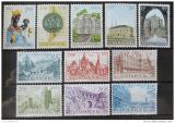 Poštovní známky Lucembursko 1963 Lucemburk Mi# 667-77