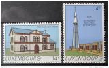 Poštovní známky Lucembursko 1991 Pamětihodnosti Mi# 1273-74
