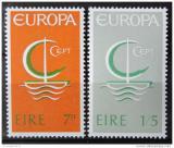 Poštovní známky Irsko 1966 Evropa CEPT Mi# 188-89