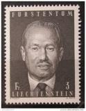 Poštovní známka Lichtenštejnsko 1970 Franz Joseph II Mi# 531 Kat 5€