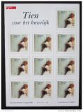 Poštovní známky Nizozemí 1998 Svatební přání Mi# 1652