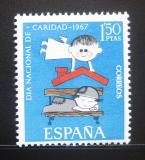 Poštovní známka Španělsko 1967 Den charity Mi# 1688