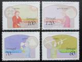 Poštovní známky Portugalsko 1992 Navigace Mi# 1920-23